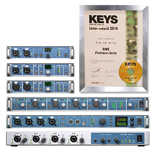 Keys - Leser Award 2014